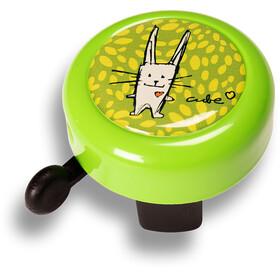 Cube Friends soittokello , keltainen/vihreä